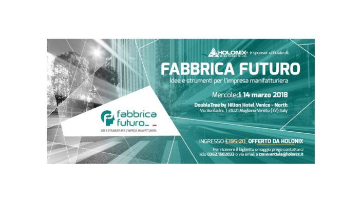 Fabbrica Futuro - Venezia 2018