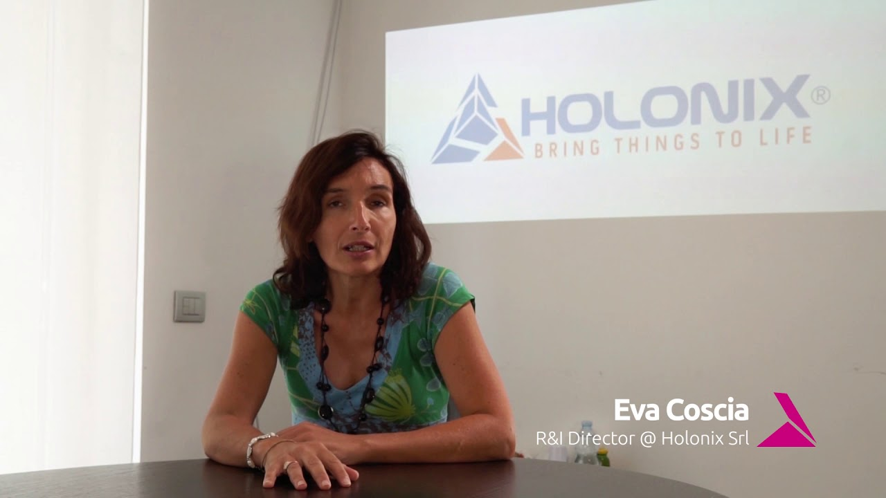 Eva Coscia Holonix KM rosso