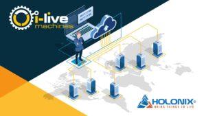 i-Live Machines, software di Augmented Intelligence ideato daHolonix