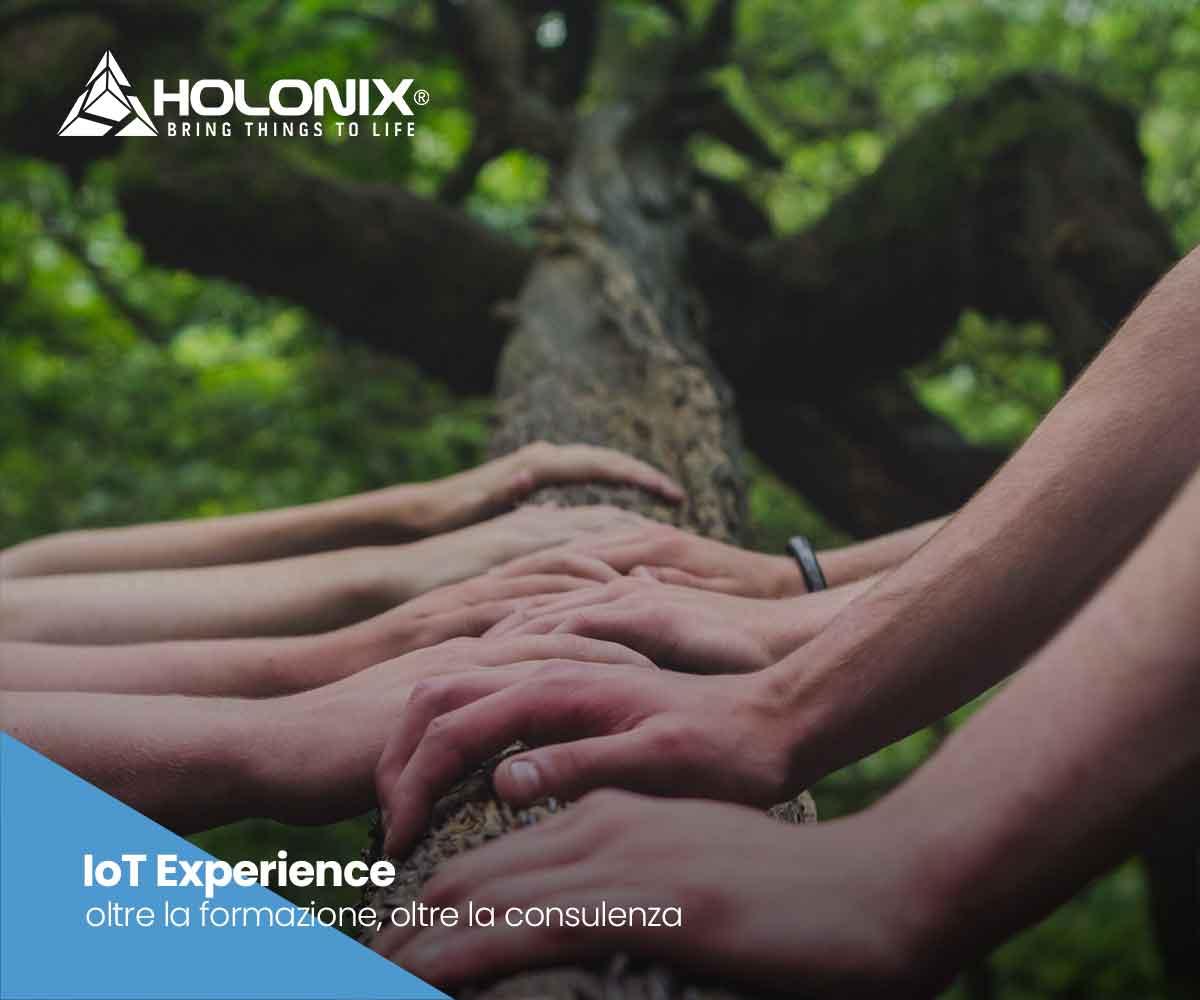 IoT Experience, oltre la formazione oltre la consulenza