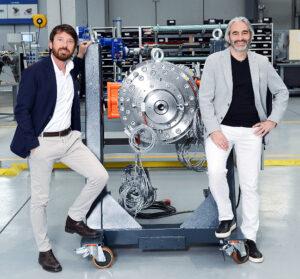 Diego Lupi e Massimiliano Vailati di Tecnomatic Srl